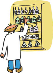 illustrateur-illustration-vectorielle-pharmacien