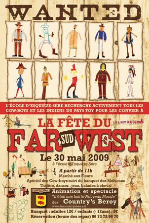 fête du Far (sud) ouest 2009