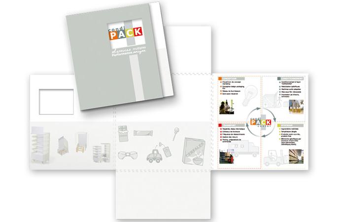 Plaquette promotionnelle et manuel qualité