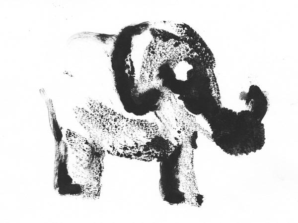 empreinte-elephant